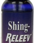Shing-releev Topical Antiseptic Pain Relief And Skin Protectant Spray, 2-Ounce Bottles