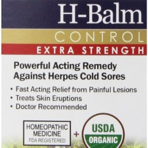 Forces of Nature H-Balm Extra Strength, 11 ml